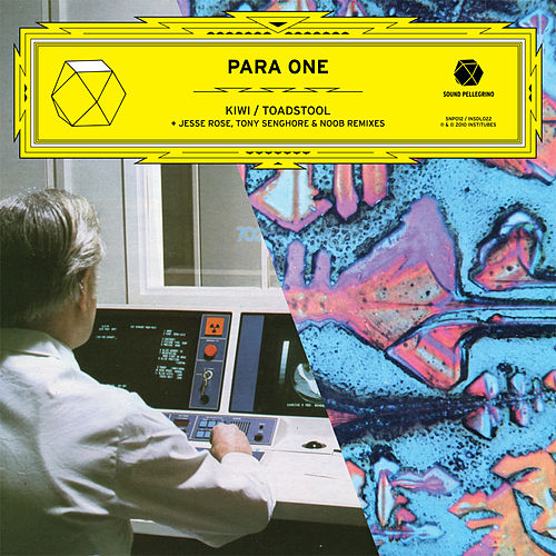 Kiwi / Toadstool - EP by Para One