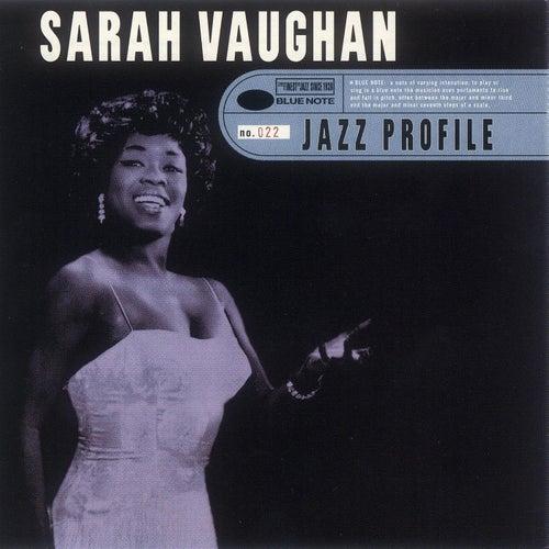 Jazz Profile von Sarah Vaughan
