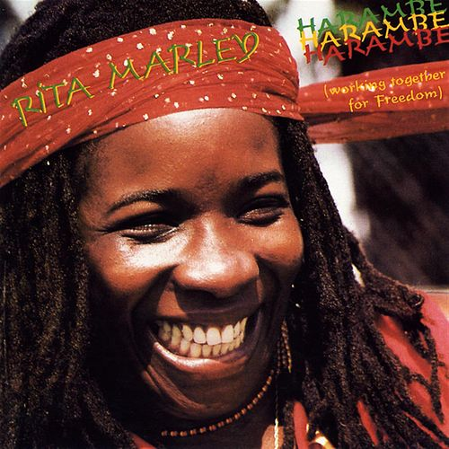Harambe (Working Together for Freedom) de Rita Marley