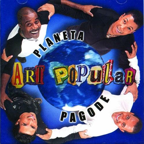 Planeta Pagode von Art Popular