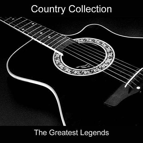 Country Collection - The Greatest Legends (32 Hits) von Various Artists