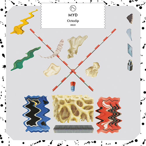 Octodip - EP by Myd