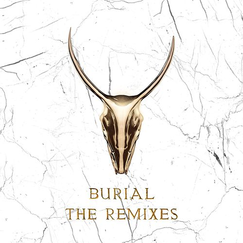 Burial - The Remixes von Yogi