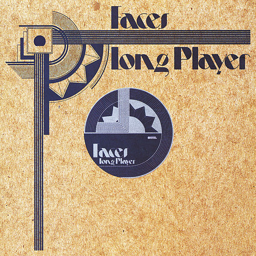 Long Player von Faces
