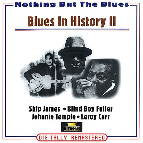 Blues in History II de Various Artists