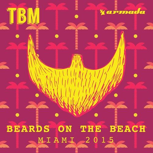 The Bearded Man - Beards On The Beach (Miami 2015) von Various Artists