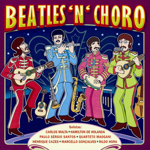 Beatles 'N' Choro by Various Artists