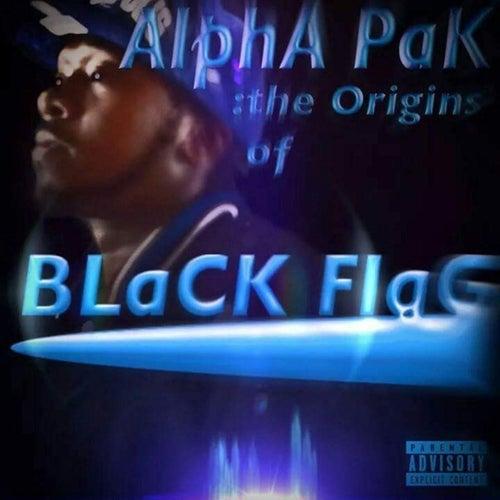 Alpha Pak: Origins of Black Flag von Various Artists