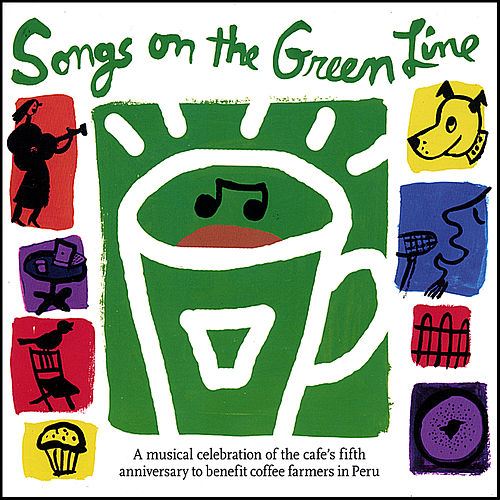 Songs On the Green Line de Various Artists