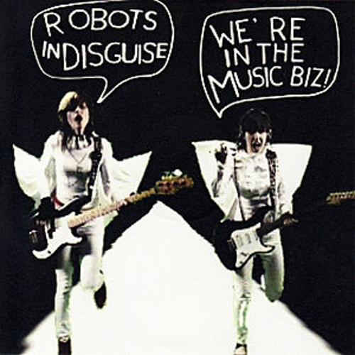 We're In The Music Biz de Robots In Disguise