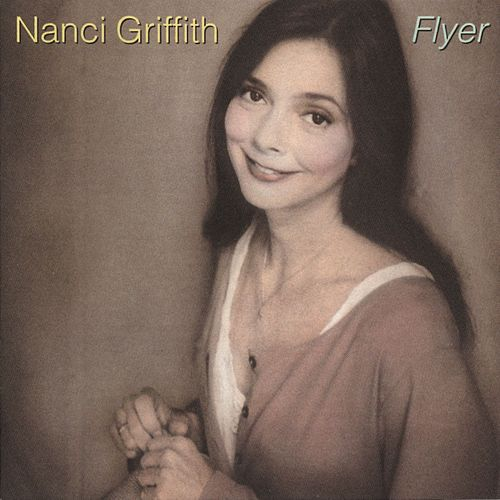 Flyer de Nanci Griffith