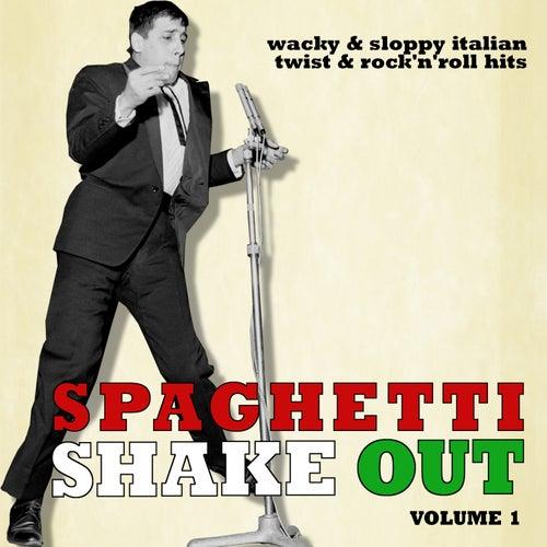 Spaghetti Shake Out Vol. 1 de Various Artists