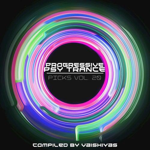 Progressive Psy Trance Picks Vol.20 de Various Artists