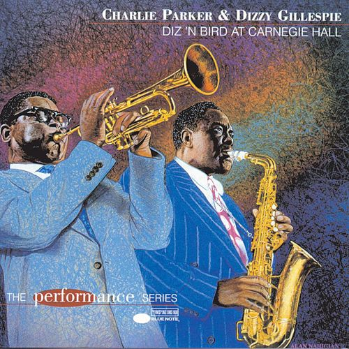 Diz 'N Bird At Carnegie Hall (Remastered) de Charlie Parker