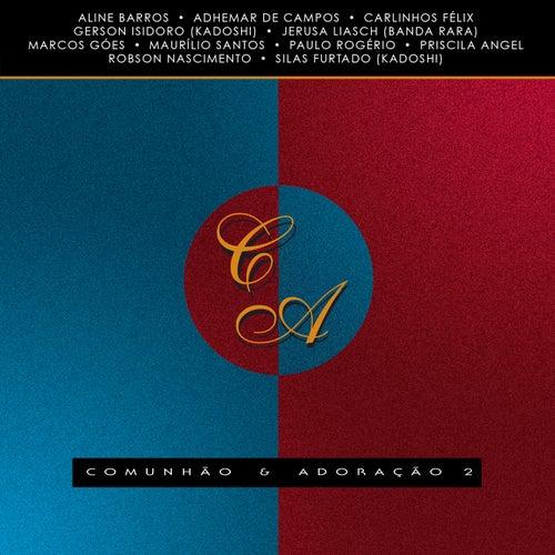 Comunhão e Adoração 2 de Various Artists