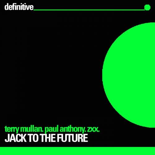 Jack To The Future - Single de Terry Mullan