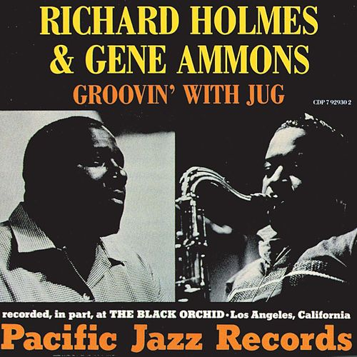 Groovin' With Jug de Richard Groove Holmes