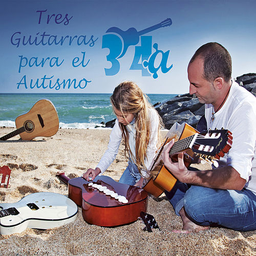 Tres Guitarras para el Autismo de Various Artists