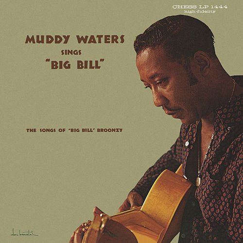 Muddy Waters Sings Big Bill Broonzy de Muddy Waters