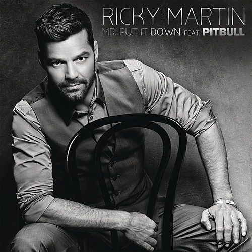 Mr. Put It Down by Ricky Martin