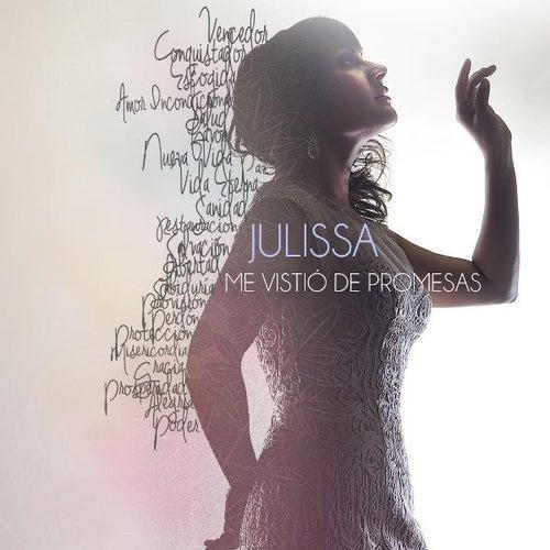 Me Vistió De Promesas de Julissa