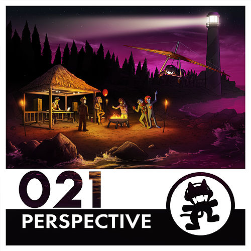 Monstercat 021 - Perspective von Various Artists