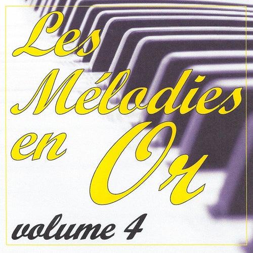Les mélodies en or volume 4 de Jean Paques