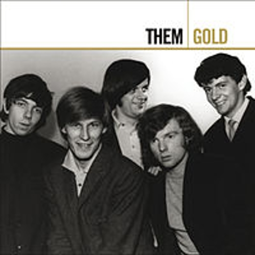 Gold (International Version) von Them