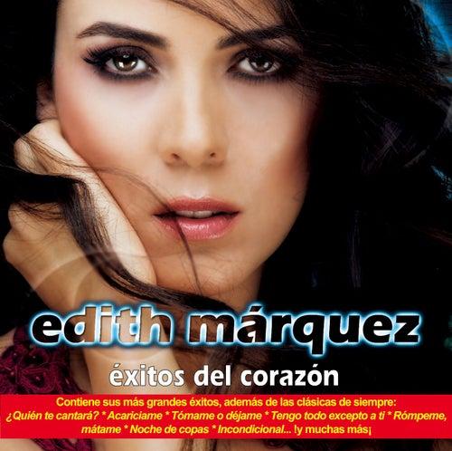 Exitos del corazón de Edith Márquez