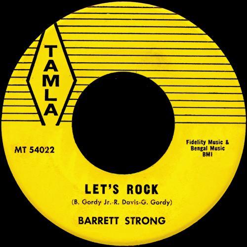 Let's Rock - MotownSelect.com by Barrett Strong