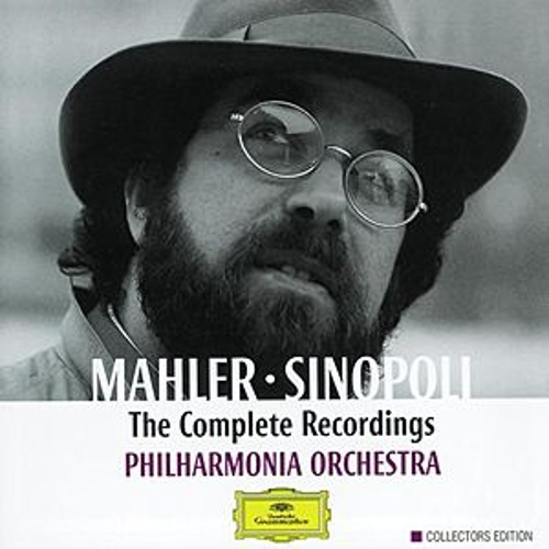 Mahler: The Complete Recordings von Philharmonia Orchestra