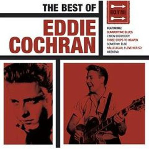 The Best Of Eddie Cochran by Eddie Cochran