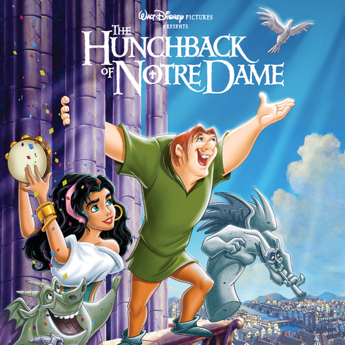 The Hunchback Of Notre Dame (Original Motion Picture Soundtrack) by Various Artists