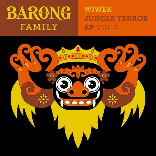 Jungle Terror EP Vol 2 de Wiwek