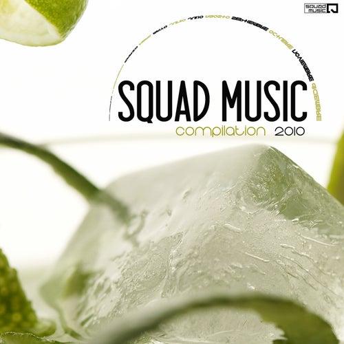 Squad Music Winter Compilation de Various Artists