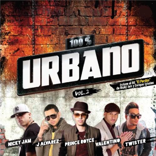 100% Urbano, Vol. 2 de Various Artists