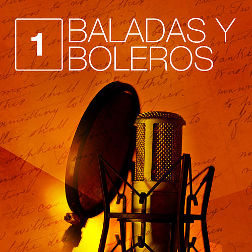 Baladas y Boleros (Volumen 1) von Various Artists