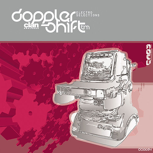 Doppler Shift: Electro Selections de Various Artists