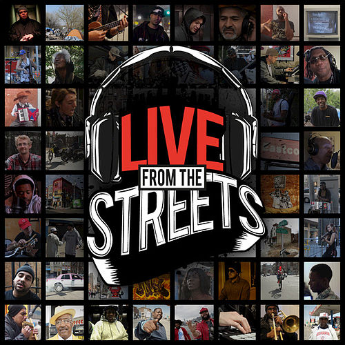 Live From The Streets de Mr. Green