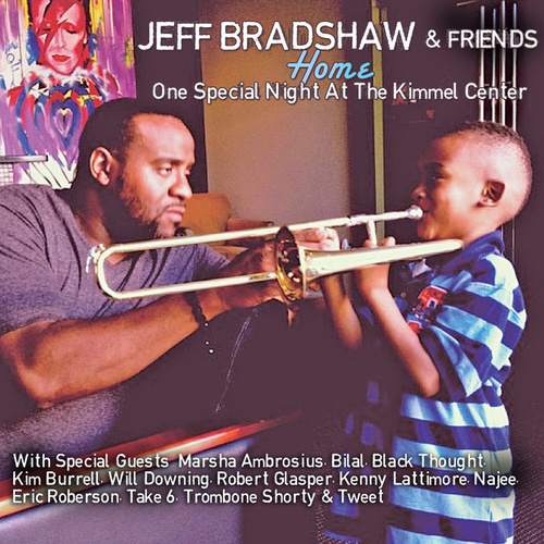 Home: One Special Night At The Kimmel Center de Jeff Bradshaw