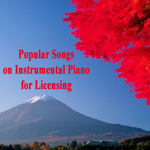 Popular Songs on Instrumental Piano for Licensing by Steven C