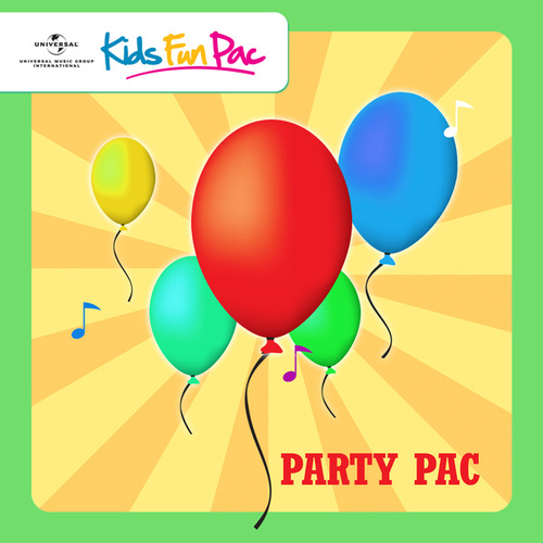 Kids Party Pac (International Version) by Various Artists
