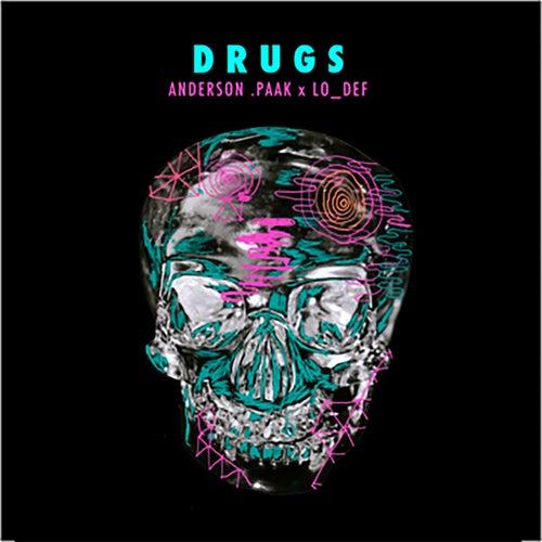 Drugs de Anderson .Paak