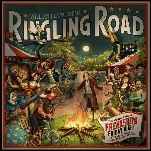 Ringling Road by William Clark Green
