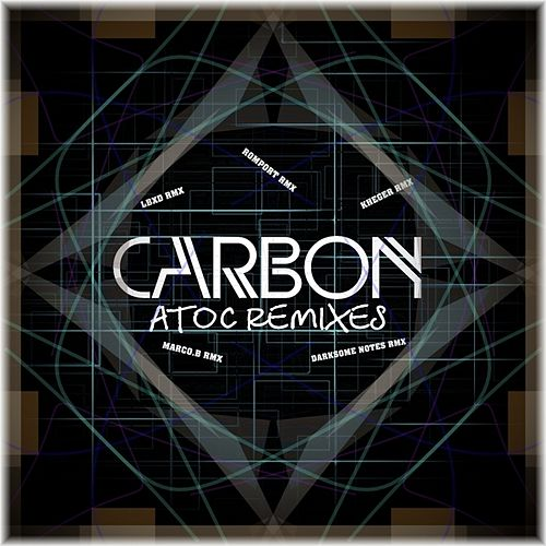 Atoc EP (Remixes) de Carbon