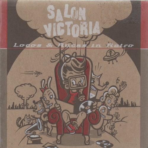 Locos y Rucas In Retro de Salon Victoria