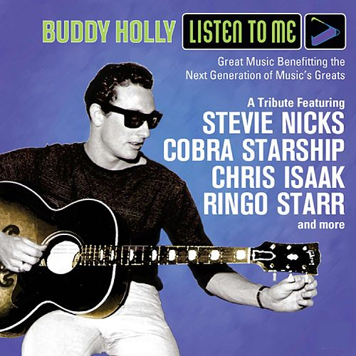 Listen to Me: Buddy Holly von Various Artists