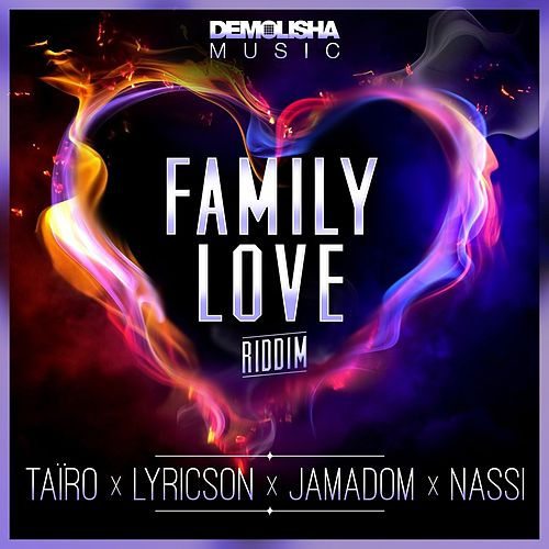Family Love Riddim de Various Artists