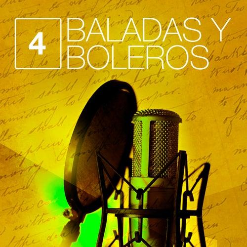 Baladas y Boleros (Volumen 4) von Various Artists