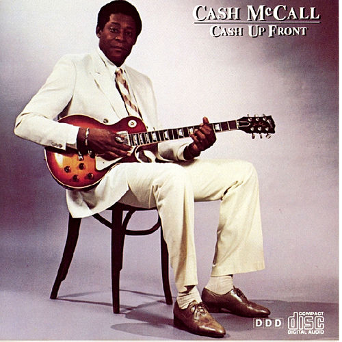 Cash Up Front by Cash McCall